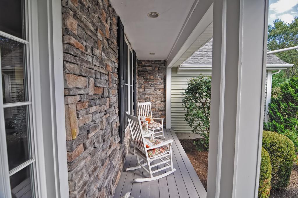 Attleboro porch